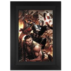 Secret Warriors #17 by Stan Lee - Marvel Comics