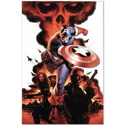 Captain America #1 by Marvel Comics