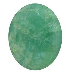 10.28 ctw Oval Emerald Parcel