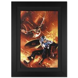 Captain America #607 by Stan Lee - Marvel Comics
