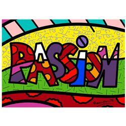 Passion Mini Word by Britto, Romero