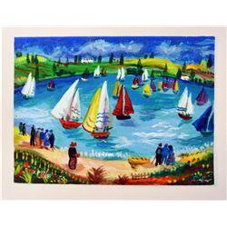 Shlomo Alter Sailing