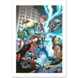 Marvel Adventures: The Avengers #31 by Stan Lee - Marvel Comics