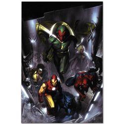 Secret Invasion #2 by Marvel Comics