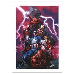 New Avengers #1 by Stan Lee - Marvel Comics