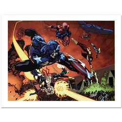 New Avengers #59 by Stan Lee - Marvel Comics