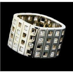 2.50 ctw Diamond Ring - 14KT White Gold