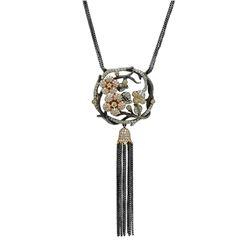 18k Gold 1.72CTW Diamond Necklace, (VS2 /G)