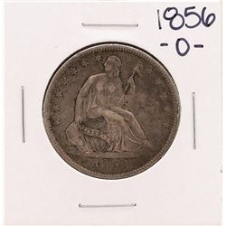 1856-O Seated Liberty Half Dollar Coin