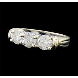 2.00 ctw Diamond Ring - 14KT White Gold