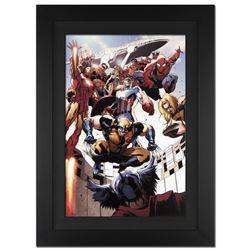 Annihilators: Earthfall #1 by Stan Lee - Marvel Comics