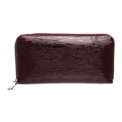 Louis Vuitton Prune Electric Epi Leather Zippy Wallet