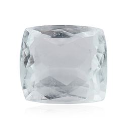 8.78 ctw Cushion Cut Natural Cushion Cut Aquamarine