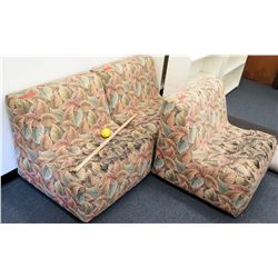 Qty 3 Upholstered Chairs