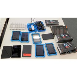 Multiple Tablets, 2 Amazon Fire HD6, etc