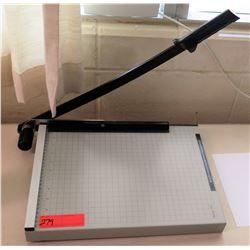 Professional Paper Cutter Model #15E