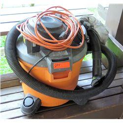 Wet Dry Vacuum & Extension Cord
