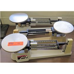 Qty 3 O'Haus Weight Scales