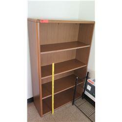 Wood 4 Tier Shelf Unit