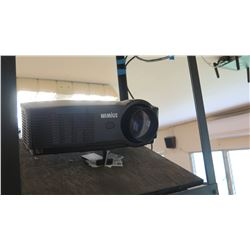 Wimius Projector (Cords & Stand Not Included)
