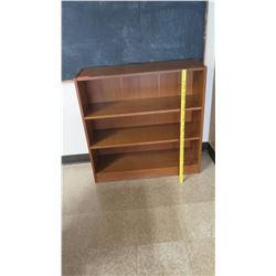 Wood 3 Tier Shelf Unit