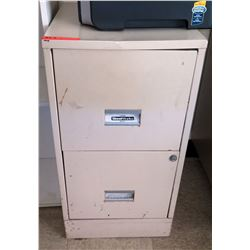 Vertical 2 Drawer File Cabinet
