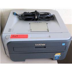 Brother Laser Printer & Cords
