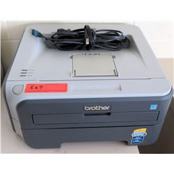 Brother Laser Printer & Cords
