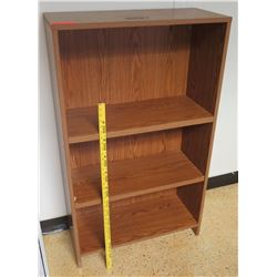 Wood 3 Tier Shelf Unit