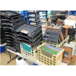 Multiple Misc File Paper Sorters