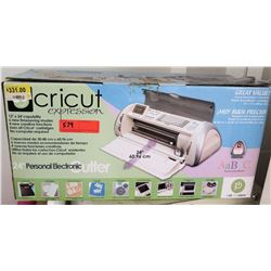 "Cricut Expression 24"" Personal Electronic Cutter"
