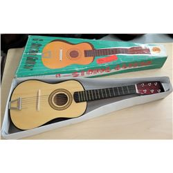 Six-String Guitar w/ Box