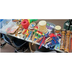 Misc Musical Instruments - Tambourines, Maracas, etc