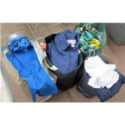 Multiple Mills Uniform Shirts, Aprons, etc