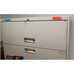 Lateral 4 Drawer Legal Filing Cabinet