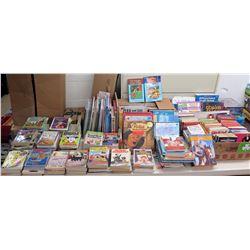 Multiple Misc Books Lot