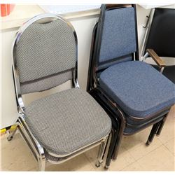 Qty 5 Misc Chairs