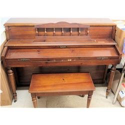 Baldwin Piano w/ Bench