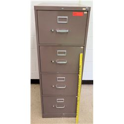 Vertical 4 Drawer File Cabinet