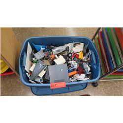 Bin Misc Legos & Parts