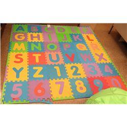 Puzzle Piece Floor Mat
