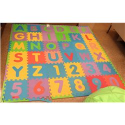 Puzzle Piece Floor Mat