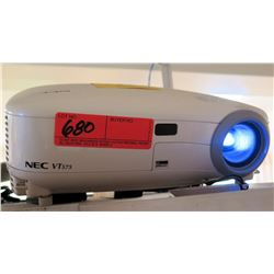 NEC Projector (Cords & Stand Not Included)