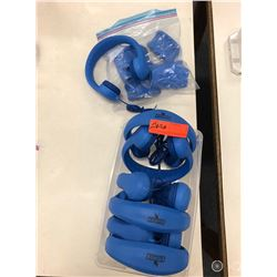 Qty 7 Kidrox Head Sets
