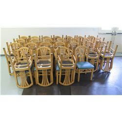 Approx 45 Cafeteria Chairs (Music Room)