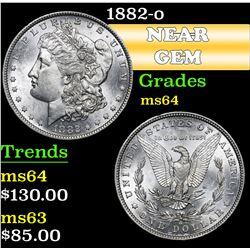 1882-o . . Morgan Dollar $1 Grades Choice Unc