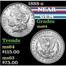 1888-o . . Morgan Dollar $1 Grades Choice Unc