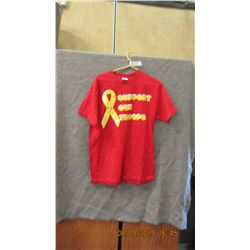 """""""SAVE OUR TROOPS"""" T-SHIRT"""