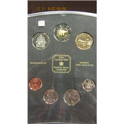 2001 ROYAL CANADIAN MINT COIN SET