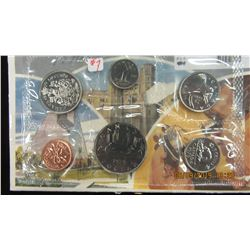 1979 CANADA PROOF MINT SEALED COIN SET